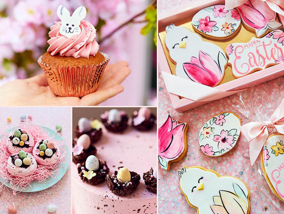 Introducing the Peggy Porschen 'Blossom Bunnies & Chirpy Chicks' Easter collection