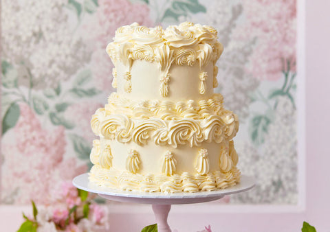 Two Tier Party Cakes