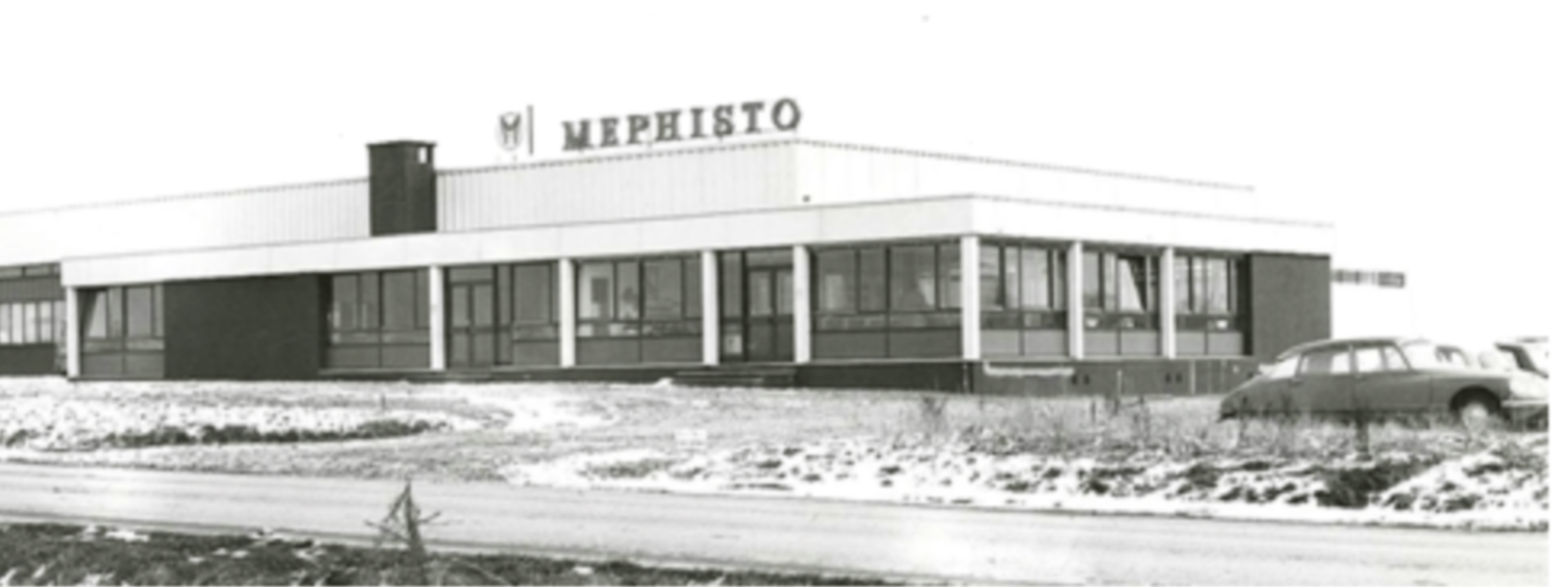 Shoes with A Rich History: Mephisto