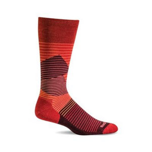 Sockwell Jigsaw Crew Lifestyle Sock - Men's