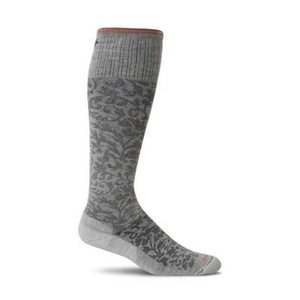 Sockwell Damask Compression Sock - Women 15-20 mmHg