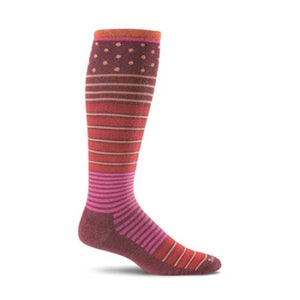 Sockwell Twister Compression Socks - Women 20-30 mmHg
