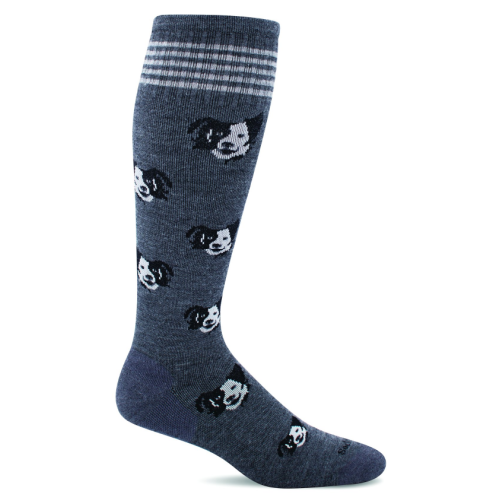 Sockwell Canine Cuddle Compression Socks - Women 15-20mmHg
