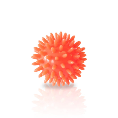 Orange Spiky Ball (6cm)
