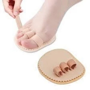 Triple Loop Toe Straightener