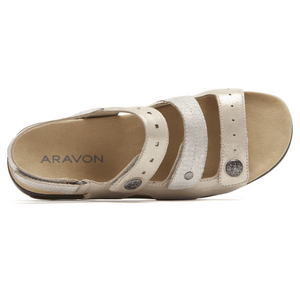 Aravon Power Comfort Three Strap - Women's