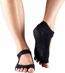 ToeSox Open Toe Grip Prima Bellarina