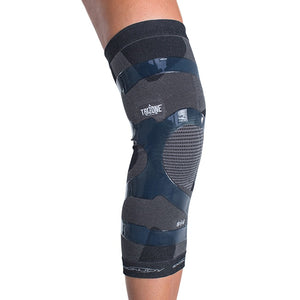 Trizone Knee Compression Support