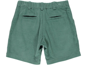 Corduroy Boy Green Shorts