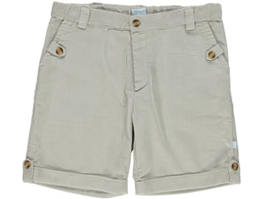 Corduroy Boy Cream Shorts