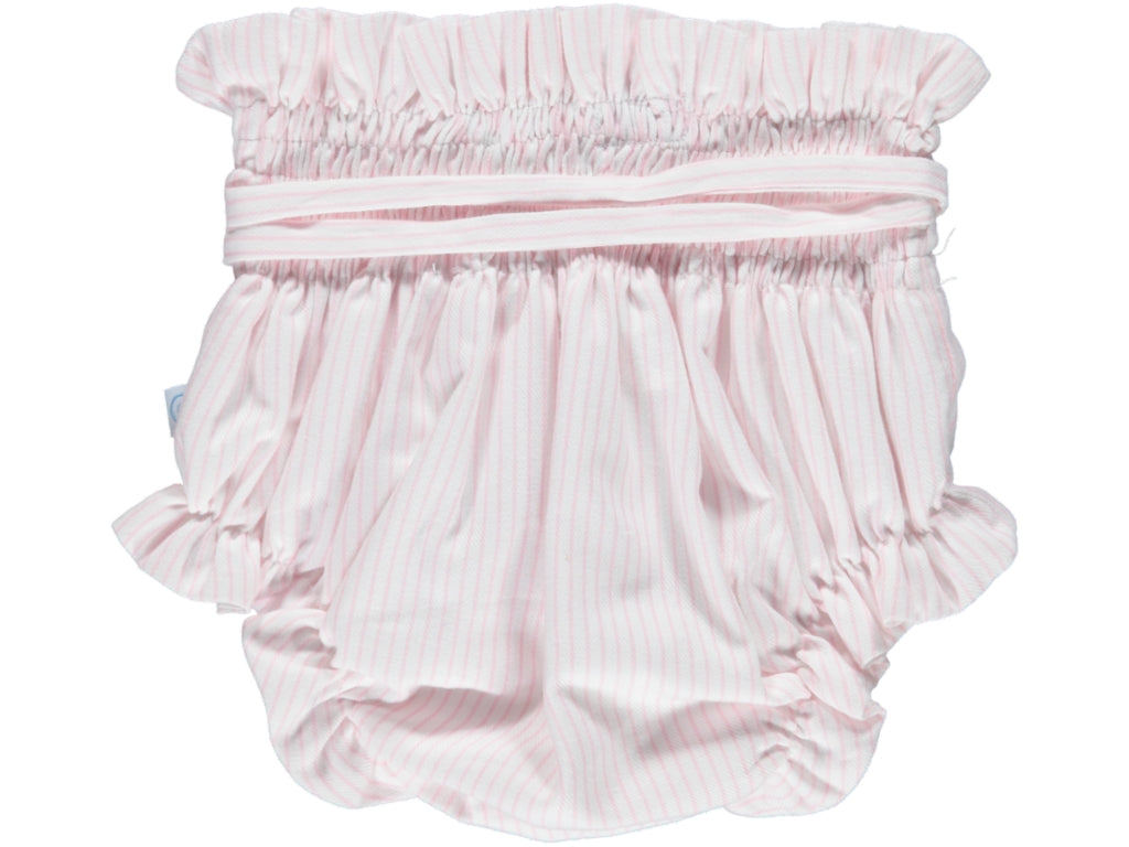 Striped Baby Girl Bloomer