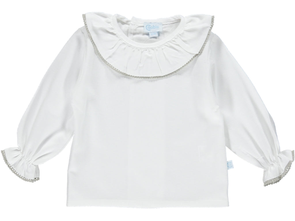 Embroidery Baby Shirt