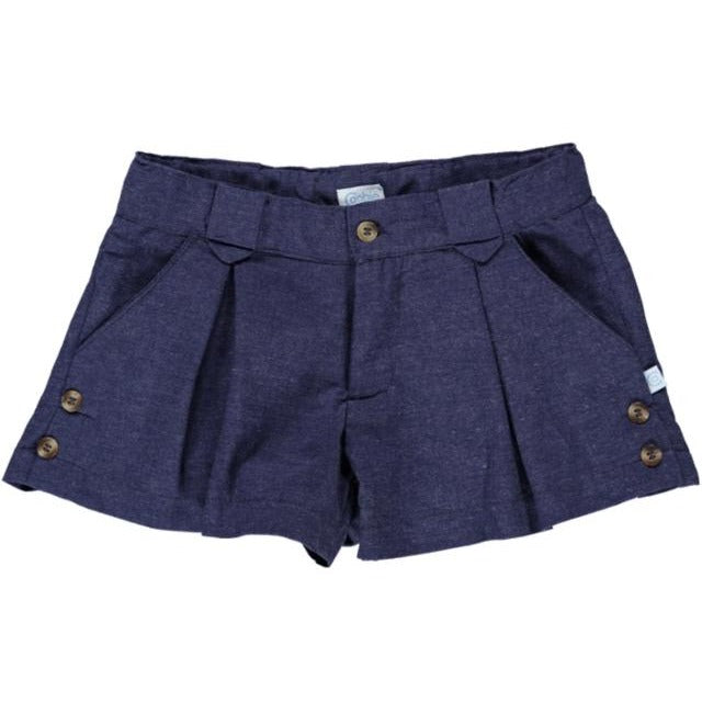 Indigo Girl Marine Shorts