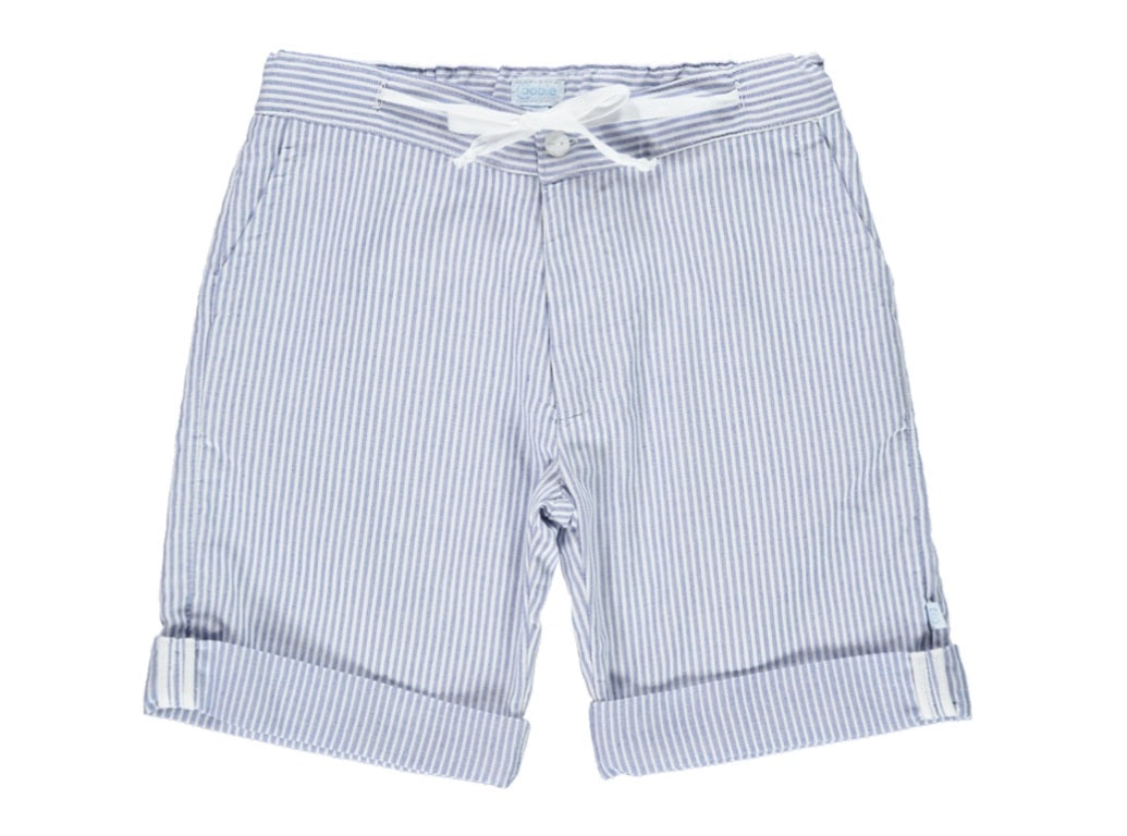 Boat Boy Striped Shorts