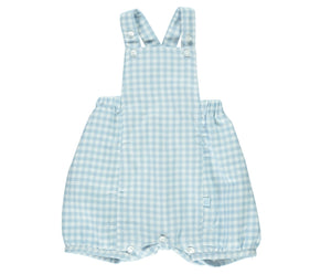 Baby Boy Blue Romper