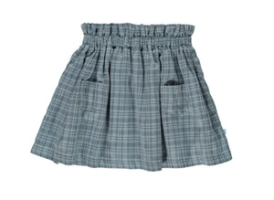 River Girl chess skirt