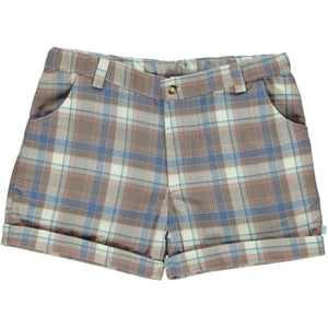 Cappuccino Girl Chess Shorts