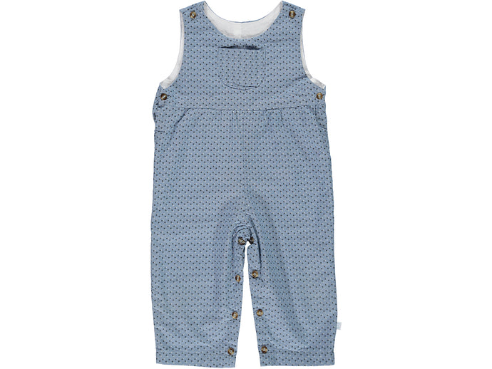 Stars Blue Dungarees