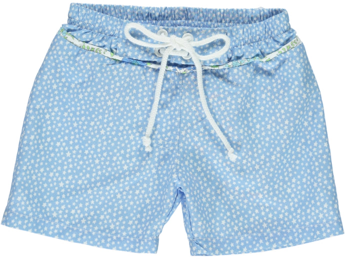 Sea Star Boy Blue Swim Shorts