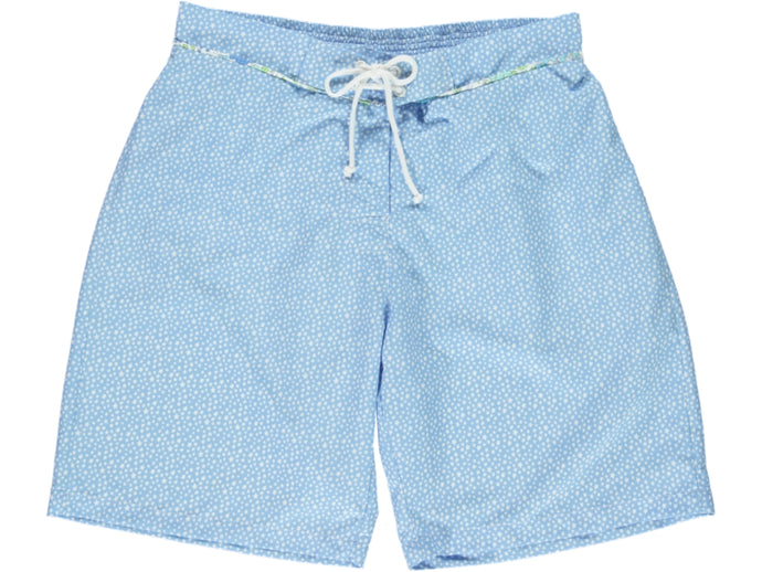Sea Star Father Blue Swim Shorts