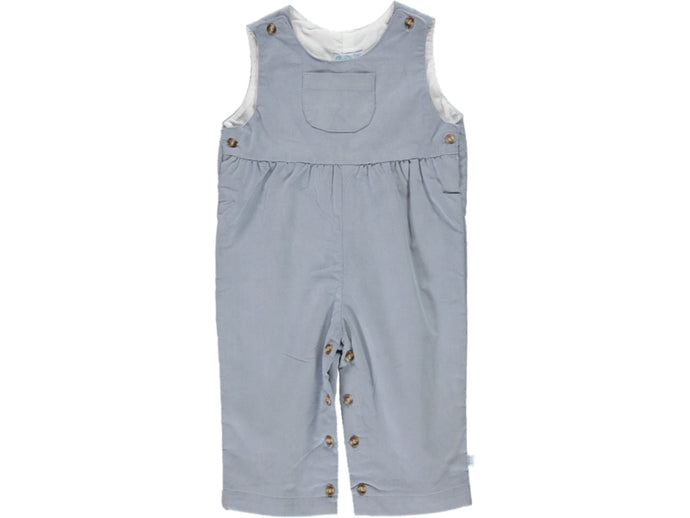 Corduroy Blue Dungarees