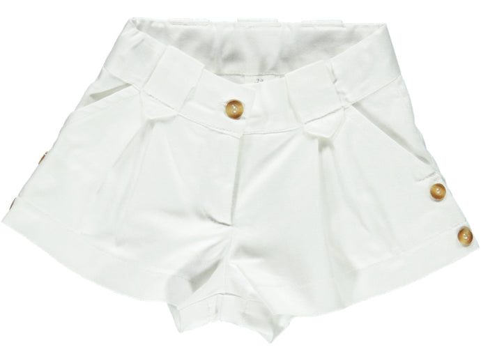 White Girl Shorts
