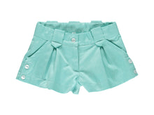 Green Girl Shorts