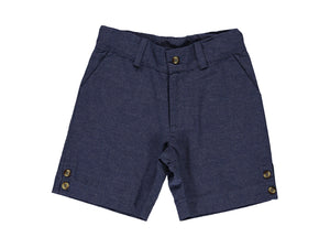 Blue Boy Shorts