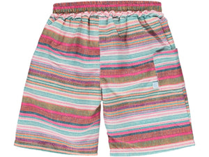 Rainbow Father Swim Shorts