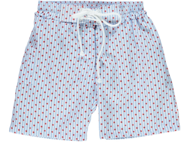 Button Boy Swim Shorts