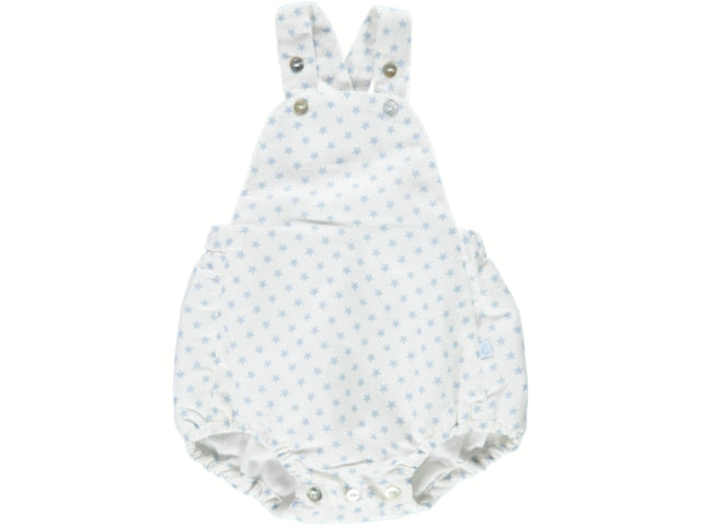 Blue Star Baby Romper