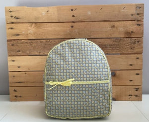 Schoolbag Yellow