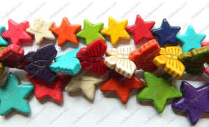 Star Shape Beads