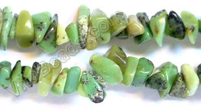 Chinese Chrysoprase  -  Chips 36""