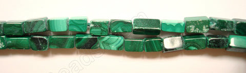 Malachite (Inida Natural)  -  Brick  14""