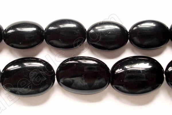 Black Onyx - Puff Oval 16""
