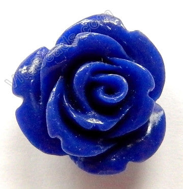 Carved Pendant - Rose