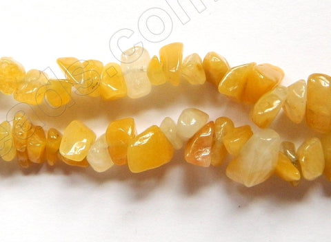 Multi Yellow Jade -  Chips 36""