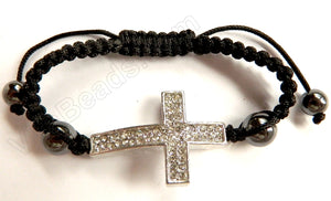 Cross Design Bracelet