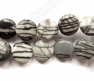 Matrix Jasper  -  Puff Coins  16""