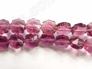 Red Fluorite  -  Caviar Flower  12""