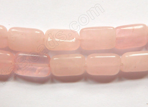 Rose Quartz Light  -  Puff Rectangle  16""