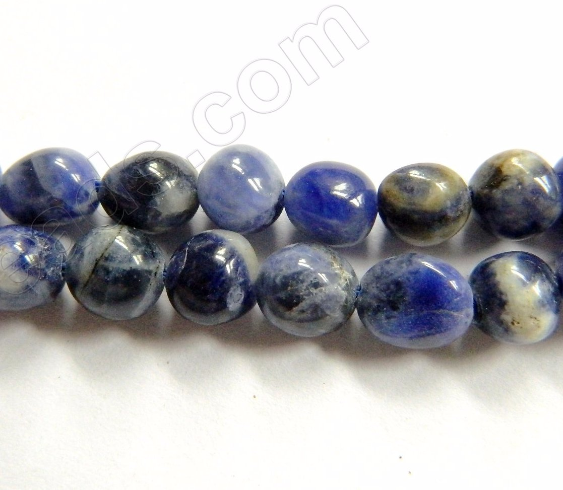 Sodalite A  -  Small Tumble 16""