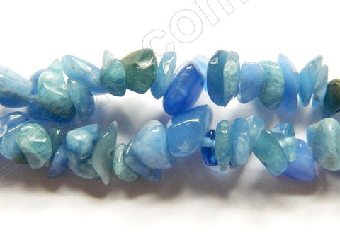 Blue Quartz  -  Chips 36""