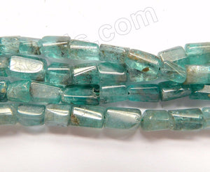 Apatite  -  Irregular Brick Tumble  16""