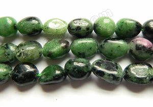 Ruby Zoisite  -  Small Tumbles  16""