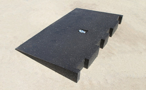 Container Ramp - Ramps - Eco Flex Recycled Rubber Solutions