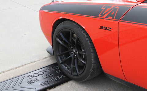 Ez-Drive Curb Ramps - Ramps - Eco Flex Recycled Rubber Solutions