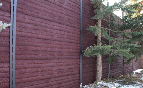 HD Eco-Wall - Panels - Eco Flex Recycled Rubber Solutions