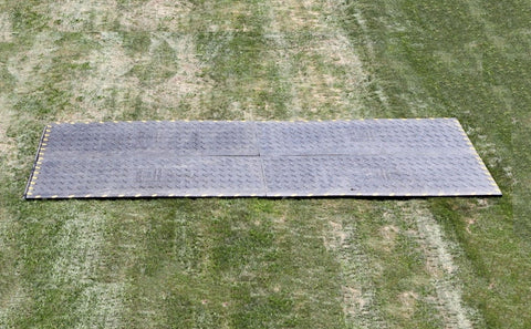 Helicopter Pad - Mats - Eco Flex Recycled Rubber Solutions